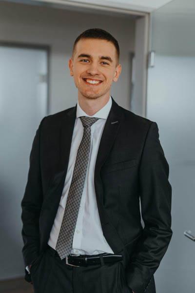Lucas Cieslik - Teamassistenz, Versicherungsfachmann (IHK)